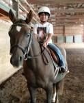 1st-Year Student Valeria on Finn